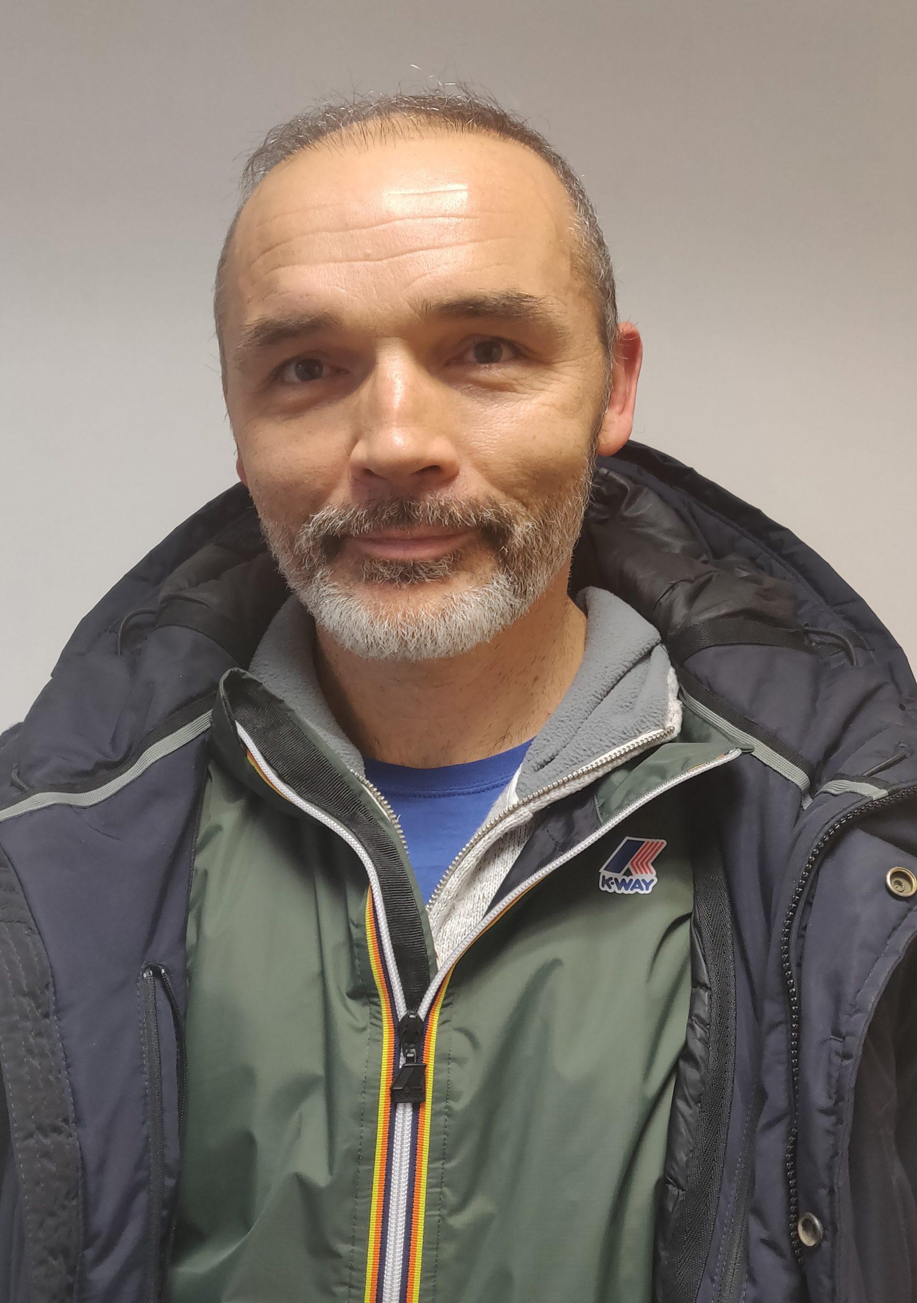 François MOTTIER <br>Entraîneur fédéral