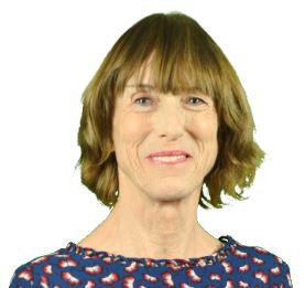 Elisabeth CAUX - Secrétaire générale