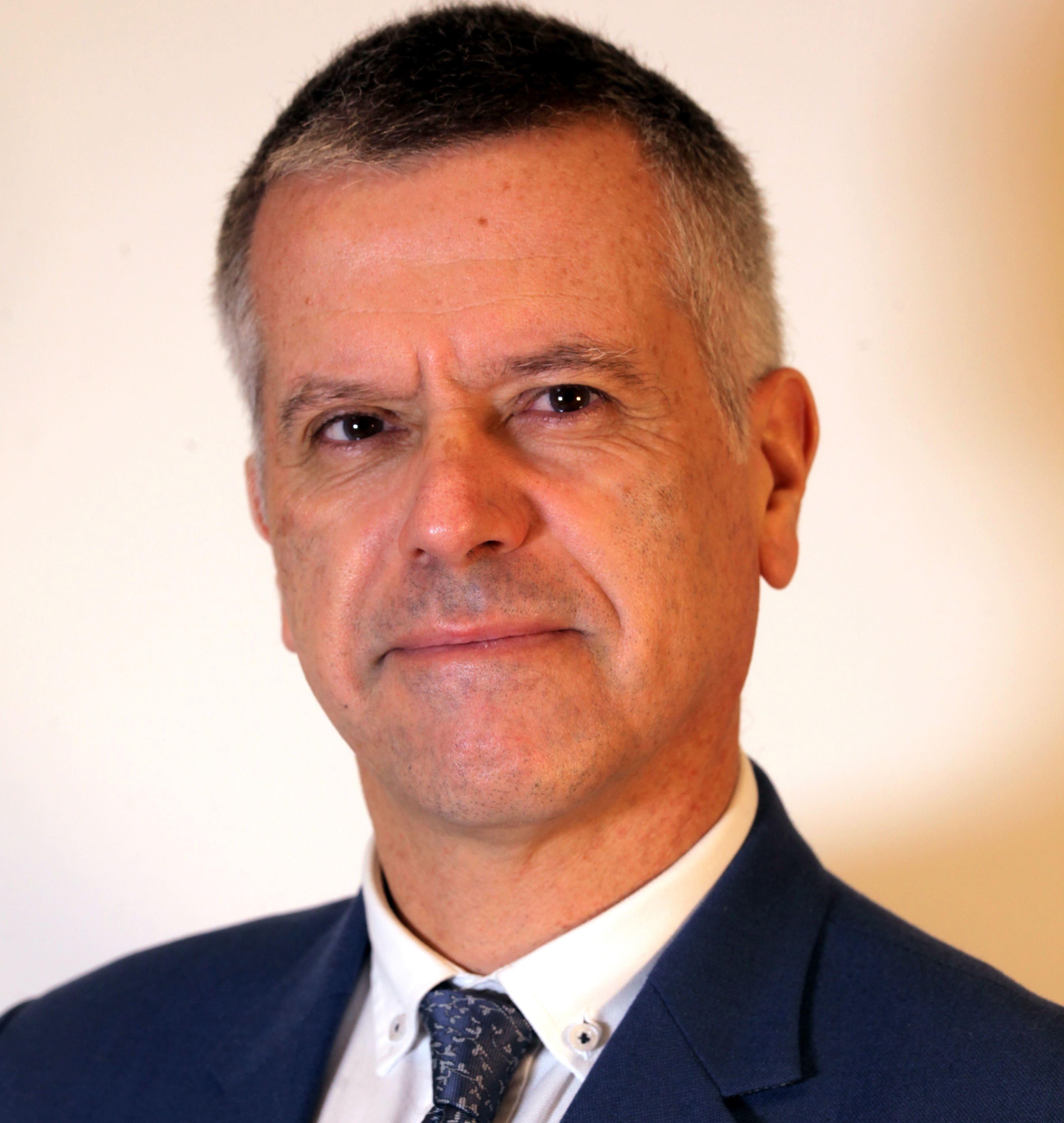 Franck PEYRE - Secrétaire général